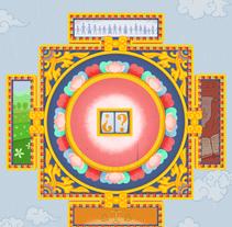 Calidad de vida - Índice de felicidad nacional bruta. Um projeto de Ilustração de mustikka         - 15.03.2016