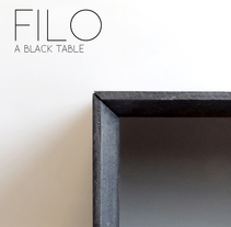 FILO . A Furniture Design project by Andres Gonzalez         - 20.03.2016