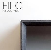 FILO . Un proyecto de Diseño de muebles de Andres Gonzalez - 20-03-2016