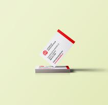 tarjetas de visita para Toldos Elite . A Architecture project by Pablo Deparla         - 21.03.2016