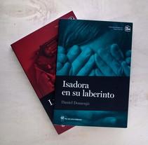 Linea editorial para la colección Pan Negro. A Editorial Design project by Patricia Ros - 03.27.2015