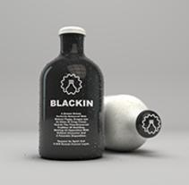 Blackin. Un proyecto de 3D, Dirección de arte, Diseño gráfico, Packaging y Diseño de producto de Mario Merino  - 01-04-2016