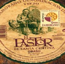Queso el pastor. A Design, and Advertising project by Óscar Ruiz - Apr 04 2016 12:00 AM