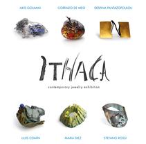 ITHACA. Un proyecto de Diseño gráfico de Clara Comin         - 05.04.2016