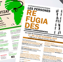 Rubí Solidari. Un proyecto de Diseño y Diseño gráfico de Mari Carmen Belmonte         - 05.04.2016