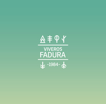 Viveros Fadura . A Art Direction, Br, ing, Identit, and Graphic Design project by Marina Goñi         - 06.04.2016