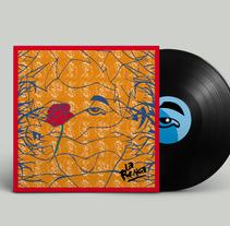 Representación de sonoridad visual. Un proyecto de Diseño, Ilustración, Música, Audio y Diseño gráfico de Rodrigo Alfaro         - 19.04.2016