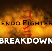 Breakdown Kendo Fighters. A Motion Graphics, Post-Production, and VFX project by Pep T. Cerdá Ferrández - 19-04-2016