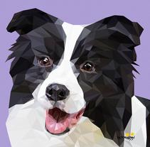 Ilustraciones Geométricas. Um projeto de Ilustração de Patricia Gil-Terrón Lull         - 25.04.2016