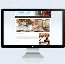 Sitio Web Ondare Yalbi. A Web Development project by As Diseño Diseño Web Monterrey         - 01.05.2016