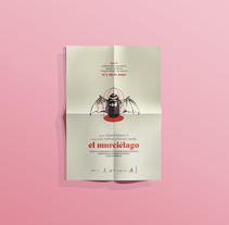 El Murciélago. Un proyecto de Dirección de arte y Diseño gráfico de Ximo Gramage García - 11-05-2016