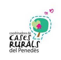 Logotip Cases Rurals. Um projeto de Br e ing e Identidade de Maria Hill         - 15.07.2016