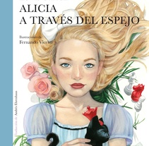 "Libro ilustrado ""Alicia a través del espejo"" - Lewis Carroll - Nórdica Libros  . A Illustration project by Fernando Vicente - 29-05-2016"