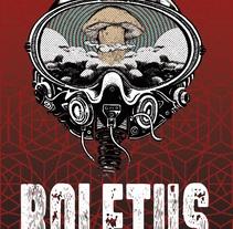 BOLETUS. A Graphic Design project by Victoria Nuñez Moncada         - 05.06.2016