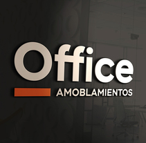 Office Amoblamientos. A Br, ing, Identit, Editorial Design, and Web Development project by pablo@perkapita.com.ar         - 08.06.2016