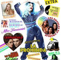 Fanzine para Chicas & Maricas #3. A Editorial Design project by Julián Almazán         - 13.06.2016