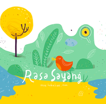 Rasa Sayang - Packaging Book. A Design, Illustration, Br, ing, Identit, Graphic Design, Packaging, and Product Design project by Nacho Huizar         - 14.06.2016