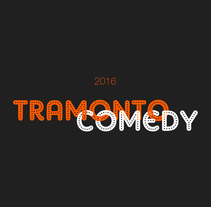 Tramonto Comedy 2016. A Graphic Design project by Nil Miserachs Martí         - 31.05.2016