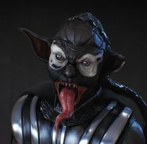 Yoda Venom. A 3D project by David Vercher  - Jun 17 2016 12:00 AM