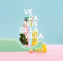 Veranos de la Villa. A Design, Photograph, Art Direction, Br, ing, Identit, and Video project by Christian Baumgartner - 22-06-2016