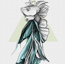 Design & Illustration. A Design, Illustration, Fine Art, and Graphic Design project by Tania Coello         - 29.06.2016