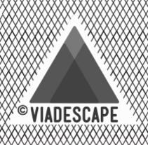 Identity VIADESCAPE. Un proyecto de Diseño, Ilustración, Br e ing e Identidad de LLO_ Lidia Lobato - 11-06-2016