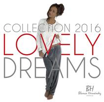 Catálogo LOVELY DREAMS Blanca Hernández. Um projeto de Design, Fotografia, Design editorial e Design gráfico de Víctor  de Vicente - 09-11-2015