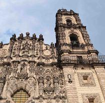 Arquitectura Novohispana en México. A Photograph, Architecture, Education, Fine Art, Interior Architecture, Interior Design, and Sculpture project by Genaro Flores - 19-05-2016