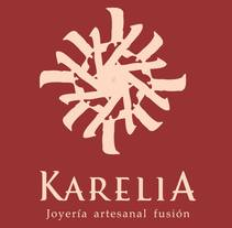 Karelia Joyería. A Crafts, Jewelr, and Design project by Paulina Vega  - 31-05-2015