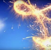 Cortinilla Fin de Año 2013 TVE1. Un proyecto de 3D y Post-producción de Lara R.L.         - 08.08.2016