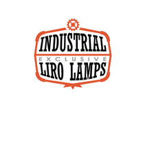 Steampunk Lamps Logo. A Design project by Pablo Deparla         - 21.08.2016