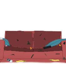 Couch Talk. A Design, Animation, Br, ing, Identit, Furniture Design, and Film project by Kevin Turner         - 23.08.2016