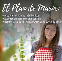 """Campaña """"El Plan"""" - Comunidad de Madrid. A Design, and Graphic Design project by Nuria Muñoz         - 28.08.2016"""