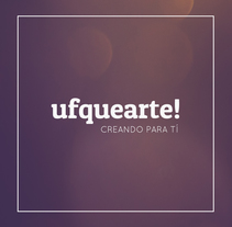 Ufquearte! - Diseño corporativo y web. A Graphic Design, Web Design, and Web Development project by Antonio Ufarte         - 29.08.2016