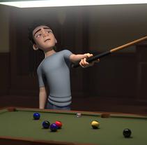 Reel Animación de Personajes 2015. A 3D, and Animation project by Antonio Buch         - 28.02.2015