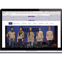 Cornblume. Un proyecto de Diseño Web y Desarrollo Web de Àngels Pinyol         - 10.02.2016