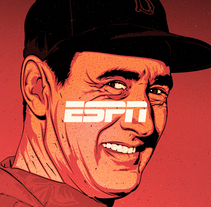 ESPN. A Illustration, Art Direction, and Graphic Design project by CranioDsgn         - 31.08.2016
