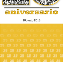 Gráfica para roll_up. Un proyecto de Diseño gráfico de Ana Cristina Martín  Alcrudo - 12-06-2016