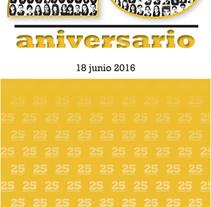Gráfica para roll_up. A Graphic Design project by Ana Cristina Martín  Alcrudo - Jun 13 2016 12:00 AM