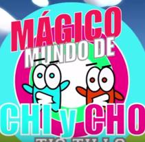 Proyecto el tío tillo /para mis sobrinos que los amo. Un proyecto de Motion Graphics y Animación de Alejandro Vergara Lope Hernandez         - 13.09.2016