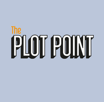 The Plot Point. A Br, ing, Identit, Graphic Design, and Web Design project by mermerdesign         - 15.09.2016