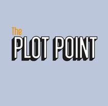 The Plot Point. Un proyecto de Br, ing e Identidad, Diseño gráfico y Diseño Web de mermerdesign - 15-09-2016