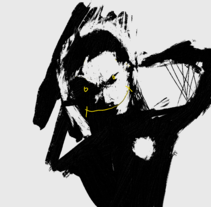 Rock 'n' Roll baby!. Un proyecto de Diseño, Ilustración, Dirección de arte, Diseño de personajes, Bellas Artes, Pintura y Arte urbano de Jony Barr         - 19.09.2016