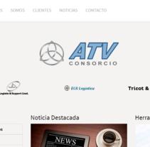 ATV. Un proyecto de Desarrollo Web de Paolo Alejandro Garcia Aranibar         - 19.02.2014