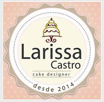 Logo Cake Designer. Um projeto de Design, Ilustração, Publicidade, Direção de arte e Marketing de Alexandre Seabra         - 21.09.2016