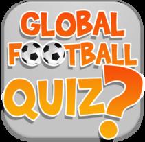 Global Fútbol Quiz. A Game Design project by Alex Quiveu         - 23.09.2016