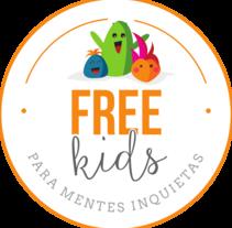 Free Kids, space Gijón. Punto de ocio y encuentro para familias de 0 a 99 años. Organización del evento, desarrollo web, socialmedia.. A Events, Web Design, and Social Media project by Olga Gutierrez - 29-02-2016