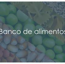 Memoria anual Banco de Alimentos del Sil. Un proyecto de Diseño editorial de Conchi Fernández Regal         - 27.09.2016