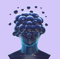 cartel autobiográfico. Un proyecto de Diseño, Ilustración, 3D, Dirección de arte y Diseño gráfico de Mónica  San Pablo - 28-09-2016