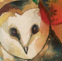 Òliba de Can Dolcet. Un proyecto de Diseño, Ilustración, Br, ing e Identidad, Diseño gráfico, Diseño industrial, Packaging, Diseño de producto, Diseño Web y Naming de Víctor Escandell - 03-10-2016